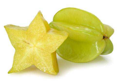 istock photo of carambola star fruit Frutas esquisitas