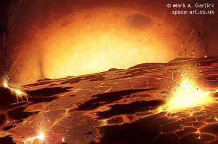 Gigante engole exoplaneta 3 O problema da crise hídrica, ou só dá valor quando perde