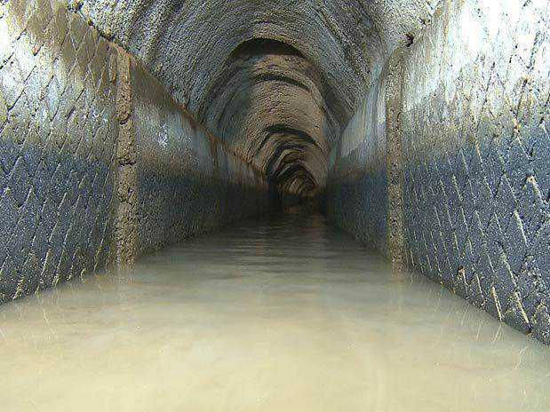 afp aqueduto romano inaugurado em 109 um de onze O problema da crise hídrica, ou só dá valor quando perde