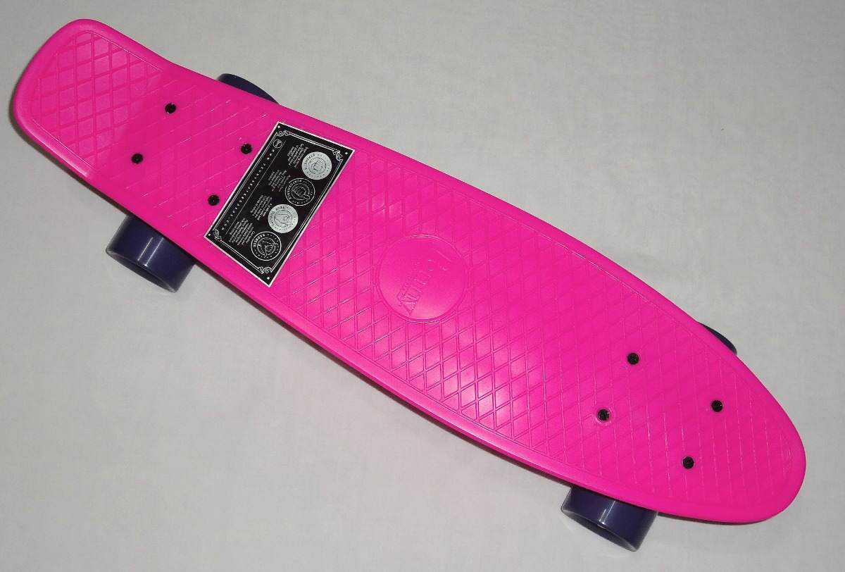 skate penny board original 22 pink rosa australia cruiser 17462 MLB20137633505 072014 F Como fazer um carrinho para dolly em mesa