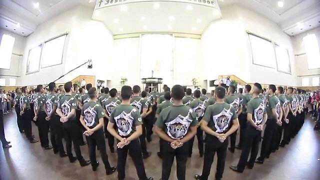 gladiadores do altar exército evangélico Novos exércitos
