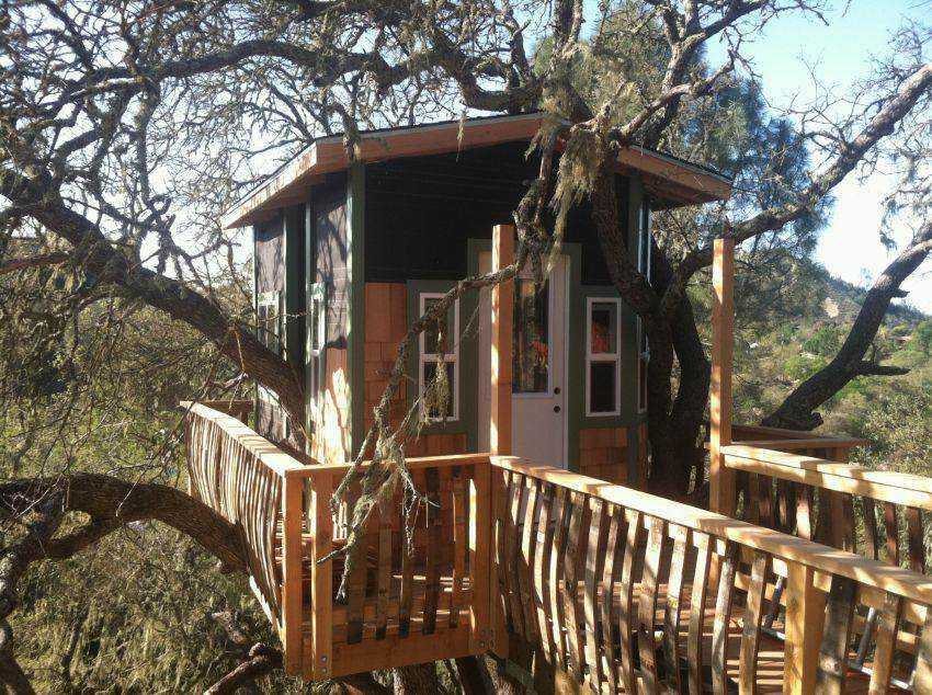 0cf1b4cc7211826e47edbc1d7c19e5d1 Casa na árvore: Um projeto completo