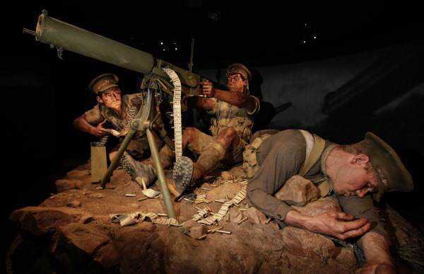 1429149931465 Weta recria cenas impressionantes da Guerra numa perspectiva gigante