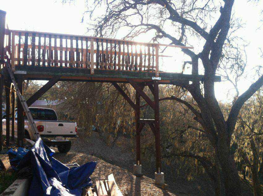 2196ff0e99c23a0afc85a87201f9f416 Casa na árvore: Um projeto completo