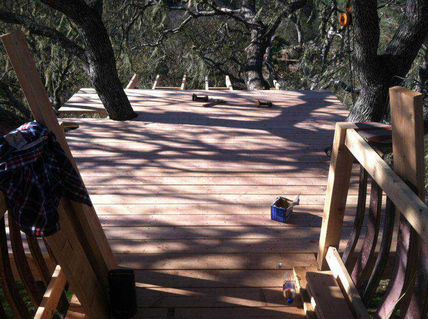 5f6018d2035725899a36c0f1a8f73f80 Casa na árvore: Um projeto completo