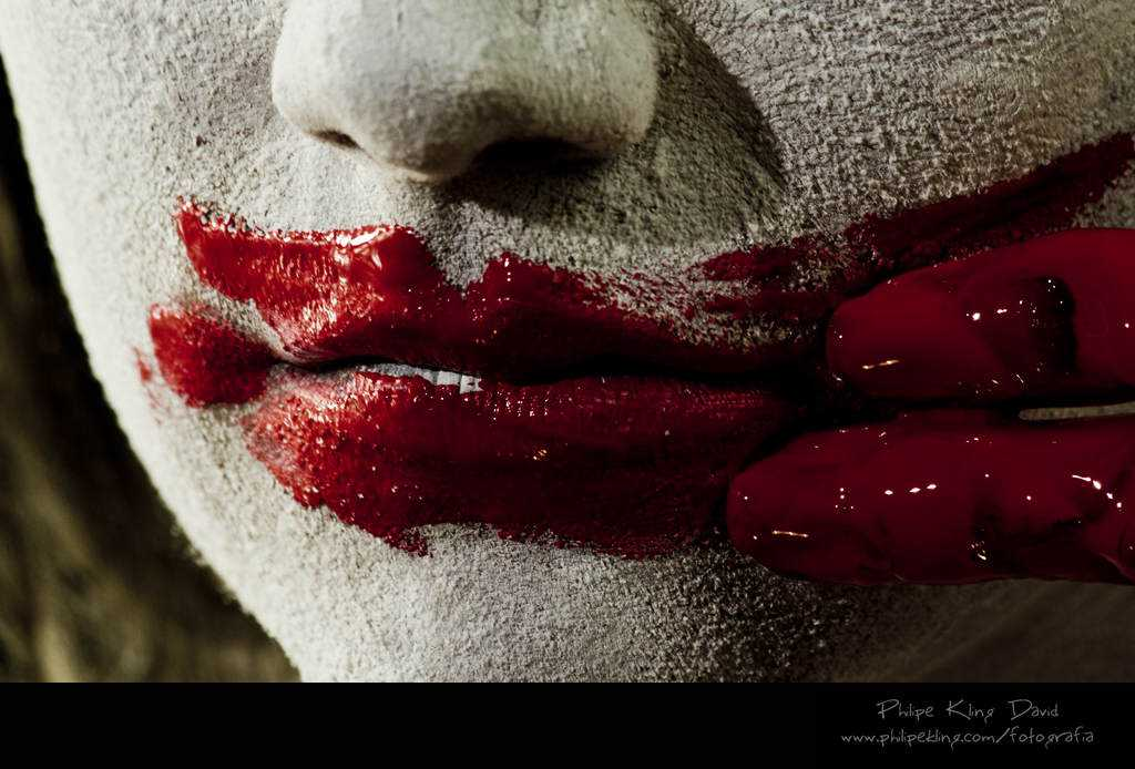 MH labios vermelhos low Fotografia: Meu primeiro ensaio com modelo
