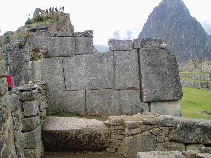 andes6 machu5 Aliens e os paredões de pedra misteriosos dos templos Incas