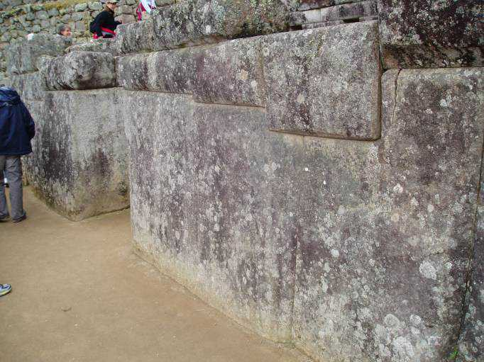 andes6 machu6 Aliens e os paredões de pedra misteriosos dos templos Incas