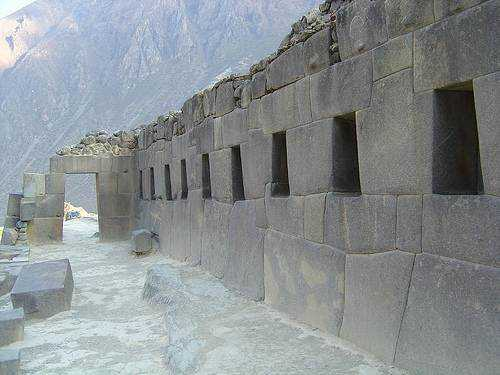 andes6 ollan1 Aliens e os paredões de pedra misteriosos dos templos Incas