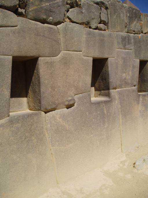 andes6 ollan3 Aliens e os paredões de pedra misteriosos dos templos Incas
