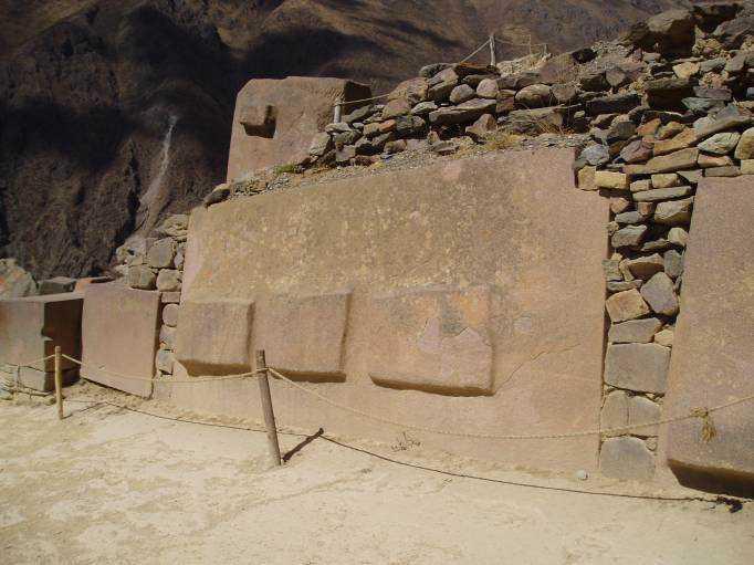 andes6 ollan5 Aliens e os paredões de pedra misteriosos dos templos Incas