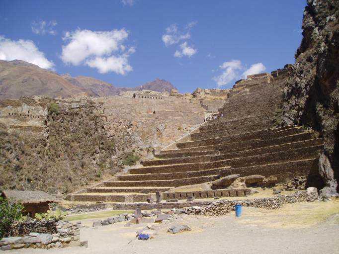 andes6 ollan9 Aliens e os paredões de pedra misteriosos dos templos Incas