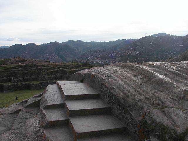 andes6 sacsay9 Aliens e os paredões de pedra misteriosos dos templos Incas