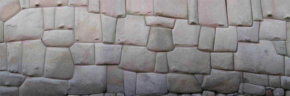 incawall Aliens e os paredões de pedra misteriosos dos templos Incas