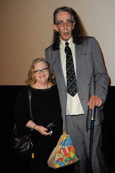 Peter Mayhew and wife Angie-ALO-127775