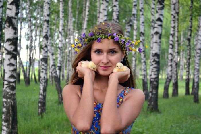 krasavicy04 A arte de arrumar namorado na Russia