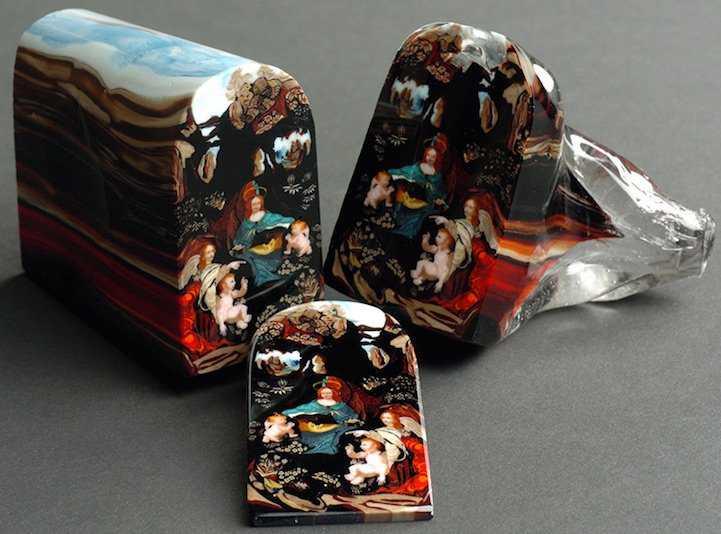 6f86e26ff92f1af1c00da167afaa08e6 Pinturas em vidro que você não vai acreditar!