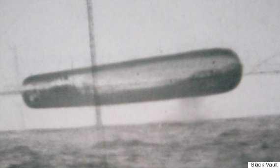 O Ufo charuto, um classico gigante ja registrado em fotos, videos e já visto até pelo meu pai.