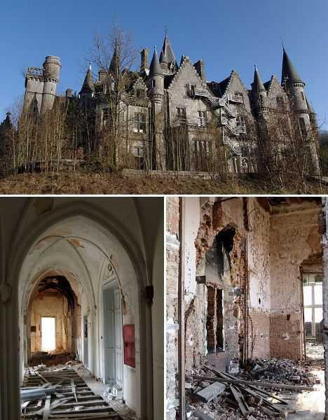 0b8cd6cc438711fa131533a532b4c903 Casas abandonadas que parecem mal assombradas