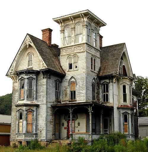 477a7b90f556aaccebd0801ad5c31d3e Casas abandonadas que parecem mal assombradas