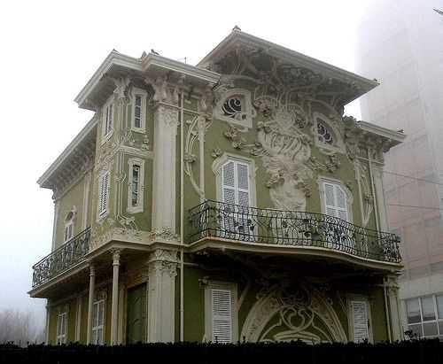 679fd9869c024b80afea0f68c41055af Casas abandonadas que parecem mal assombradas