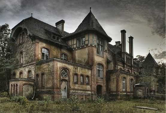 795e0b21ebff7f780b4c650e7c7e253f Casas abandonadas que parecem mal assombradas