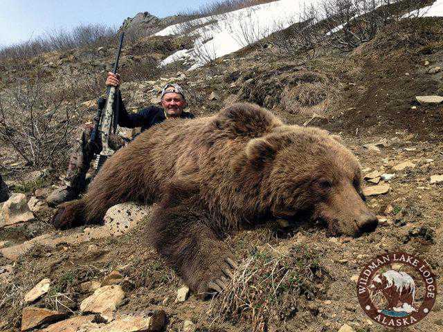 Alaskan Hunting 140019819111570 Caçador: O pior do lixo humano