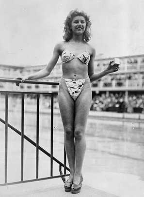 MichelineBernardini Sobre bikinis, aliens, astronautas, gênios e explosões atômicas