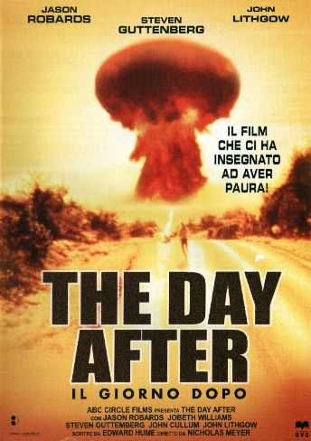 The Day After Sobre bikinis, aliens, astronautas, gênios e explosões atômicas
