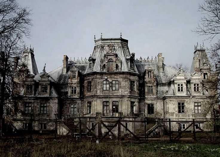 c4ce82734271d23fc21d0af5e07fca64 Casas abandonadas que parecem mal assombradas
