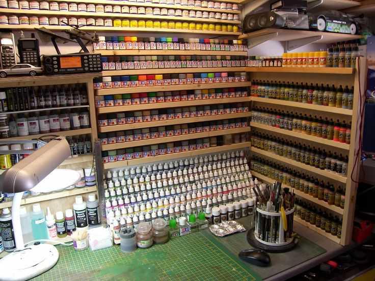 00354bff27530b79689329b48c47a68f Incríveis espaços de trabalho para artistas