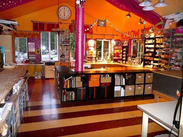 2d73b90bf173d85a1ba5999e1c156d1c Incríveis espaços de trabalho para artistas
