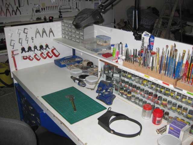 3808a0d2beefc967cdca262e59eee92b Incríveis espaços de trabalho para artistas