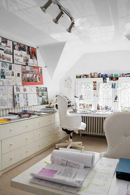 3c03dc664442b47380eff28e3f5c96de Incríveis espaços de trabalho para artistas