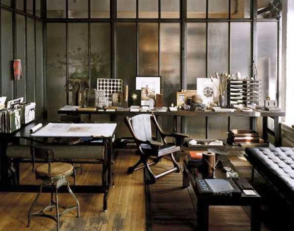 4ae76c47f5515e3a9113ef7142656849 1 Incríveis espaços de trabalho para artistas