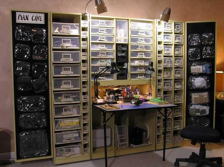 571648cda37d76bc45f2d77ed34acbe8 Incríveis espaços de trabalho para artistas
