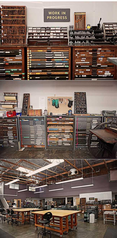 5e6ebd1cd17fcf945a37783e9c1ec7d1 Incríveis espaços de trabalho para artistas