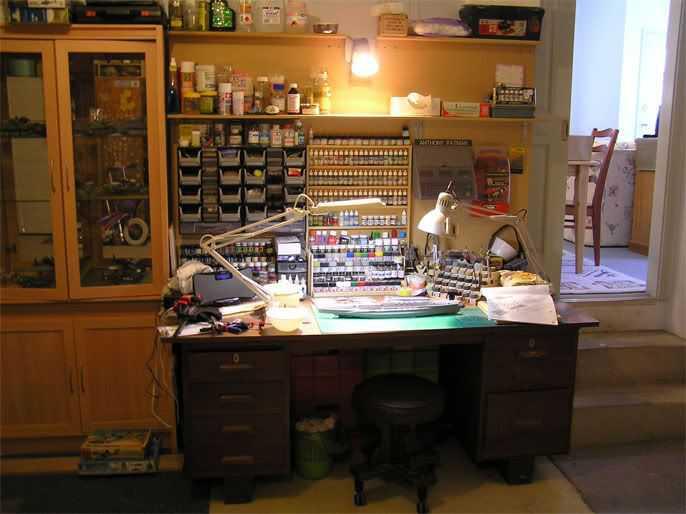 61b615fa1a59c02662a8f2cf2138addd Incríveis espaços de trabalho para artistas