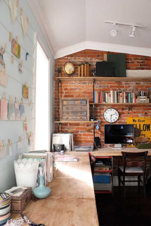 8a47d30d60158797aa53403f4636f278 Incríveis espaços de trabalho para artistas