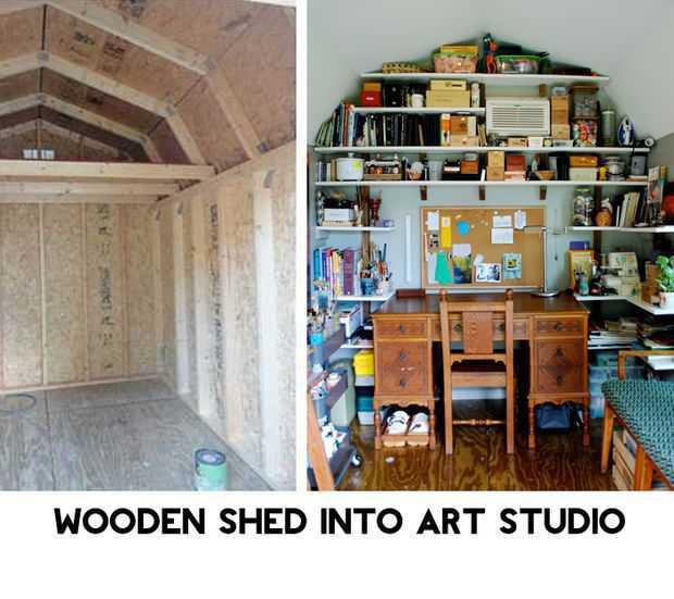 8f3389e1c5702f1303b8443c9c9f8d76 Incríveis espaços de trabalho para artistas