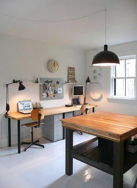 98fc8249f8258fc66e19e15a87cf04ad Incríveis espaços de trabalho para artistas