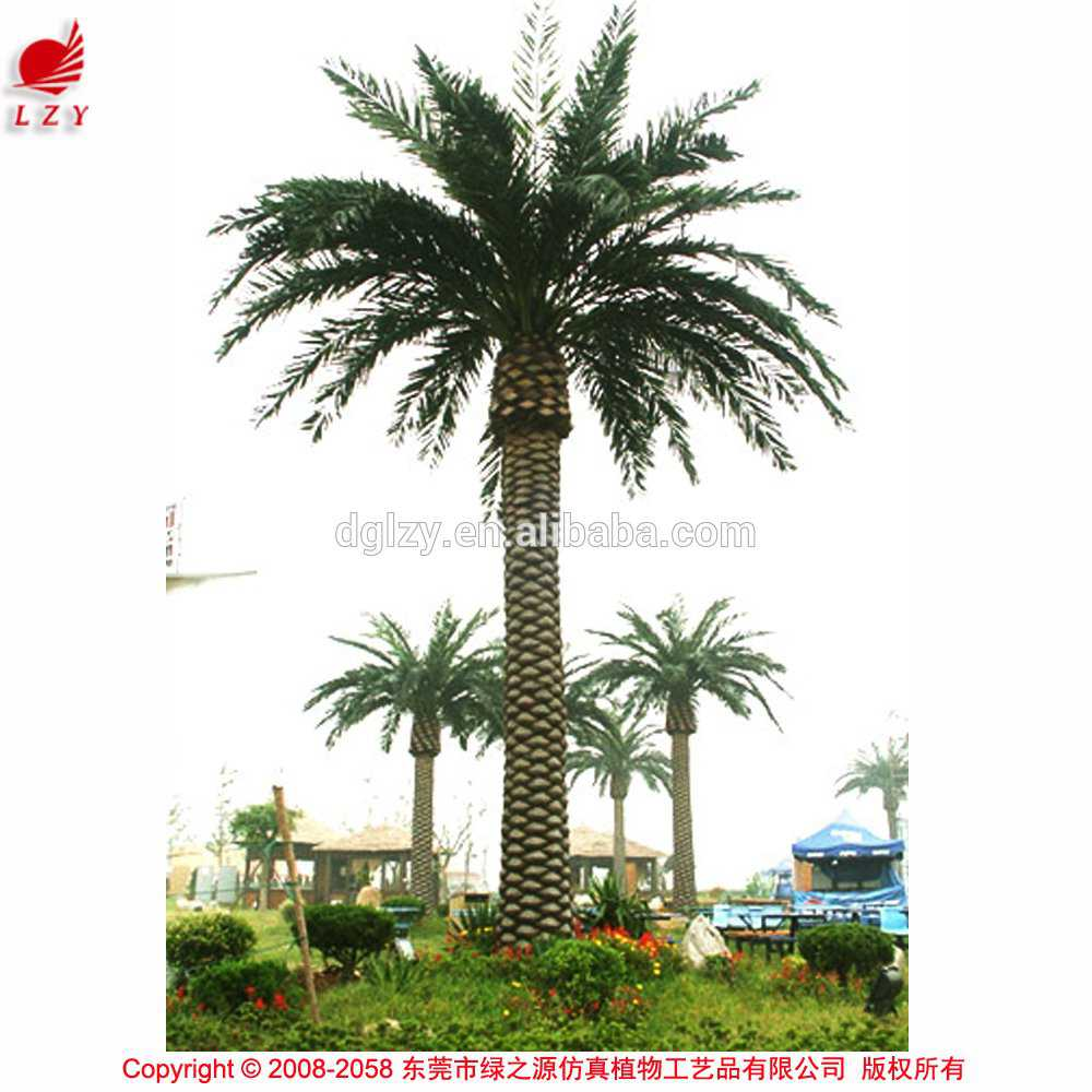 Large-outdoor-artificial-trees-everlasting-artificial-palm