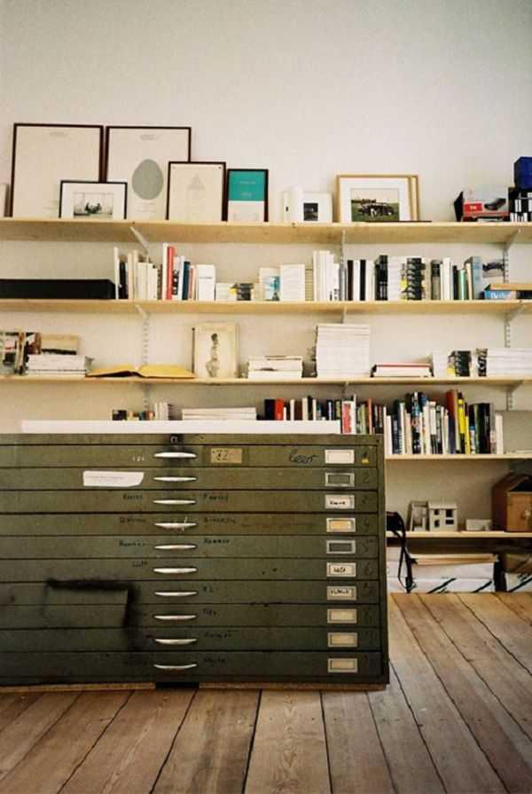 a23c43c1b44c9777e2d8a258c9700d89 Incríveis espaços de trabalho para artistas