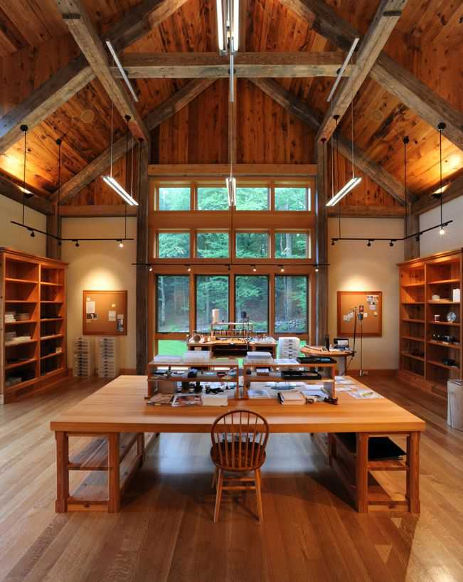 a254fee7f1b72f51dd47135b60868768 Incríveis espaços de trabalho para artistas