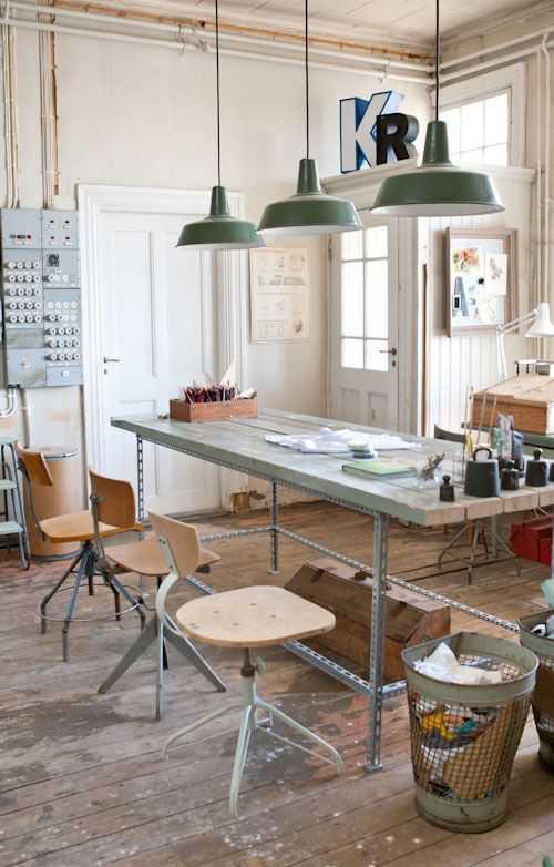 a3b5d00b794f376d82ad858d84396c2c Incríveis espaços de trabalho para artistas