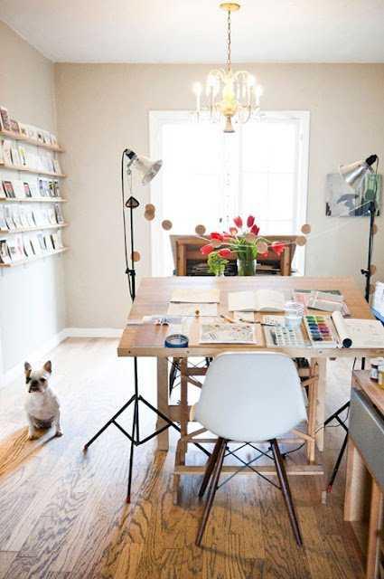 aa7ec0193070149c81fc56a6eac5ab2e Incríveis espaços de trabalho para artistas