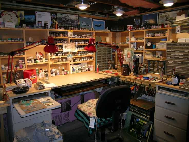 ab31bac7a20201d743902b6c76f13353 Incríveis espaços de trabalho para artistas