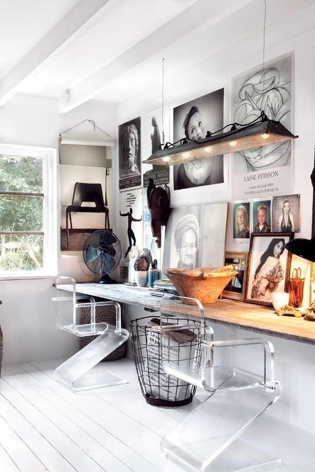 b2f055aca2c98eaa66145d9b6f9161dc Incríveis espaços de trabalho para artistas