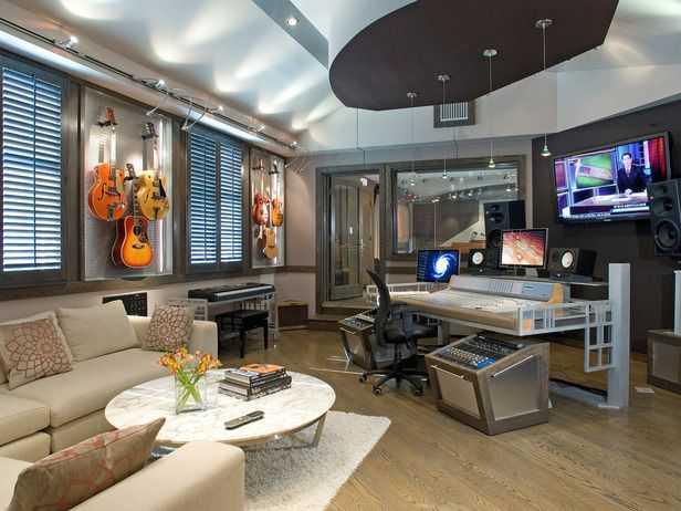 b2fd94d01debb269fa9a2beb4012d229 Incríveis espaços de trabalho para artistas