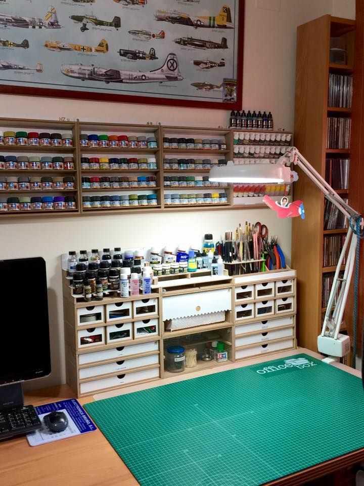 b4453a4242e408f4cc8b367348557243 Incríveis espaços de trabalho para artistas